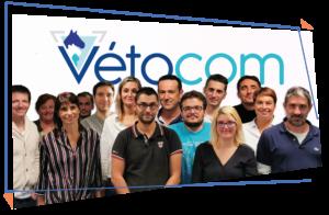 L'équipe Vétocom